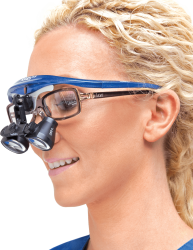 Бинокуляры со своими очками